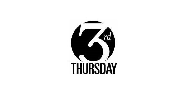 Third Thursday Logo for Summer
