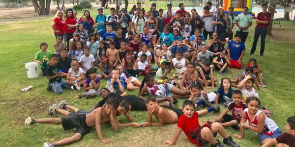 Community Centers Tile for Summer