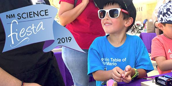 Explora NM Science Fiesta Tile