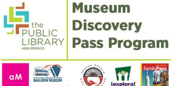 Museum Discovery Pass Program 600x300