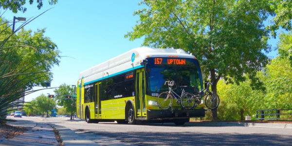 Summer: ABQ Ride