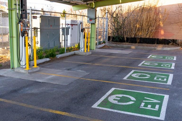 EV charging zoo