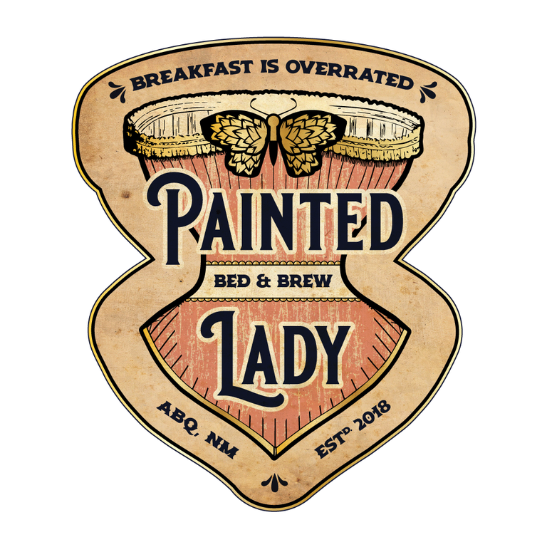 Painted Lady Logo