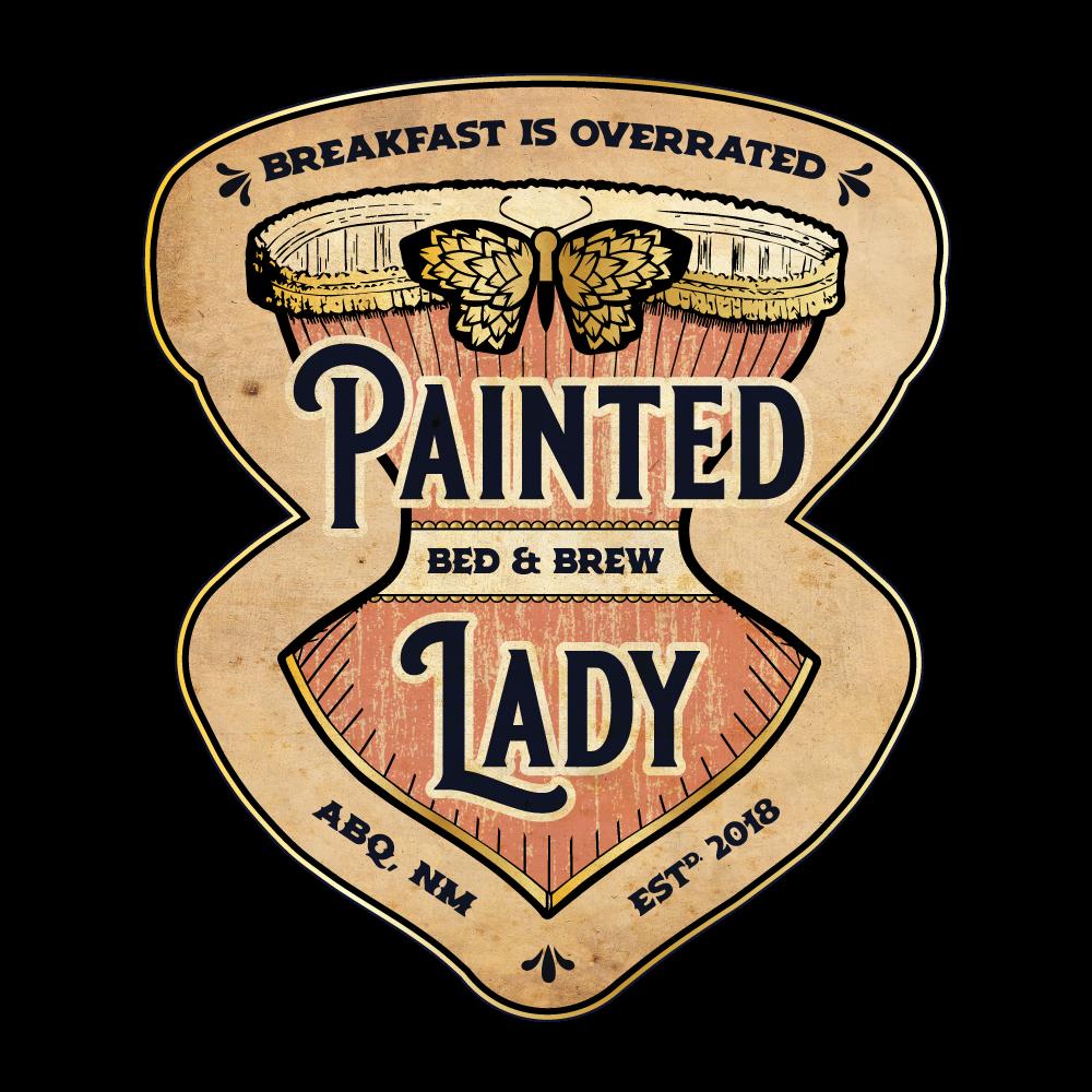 Painted Lady Logo