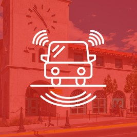 Connected Vehicles Icon