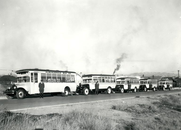 1927 ABQ RIDE Drivers