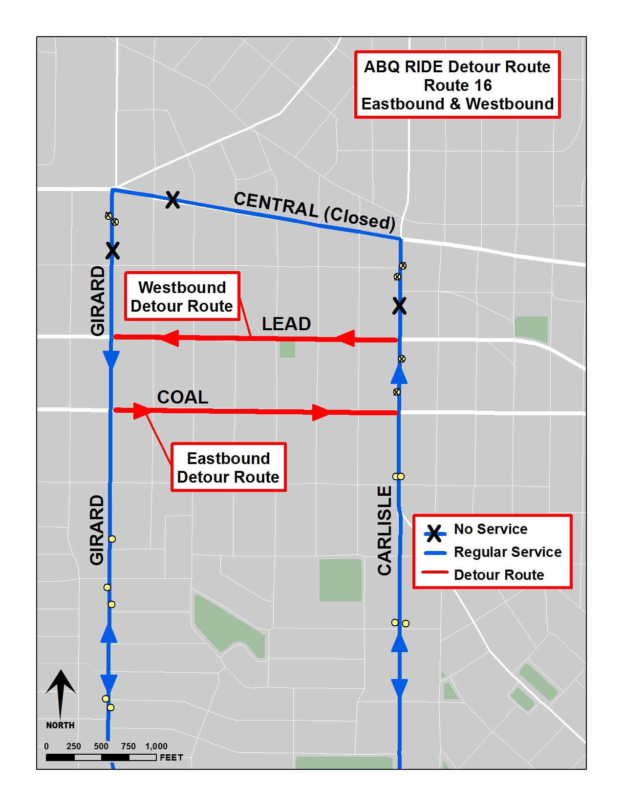 2018 Detour Map - 16 Central closed.jpg