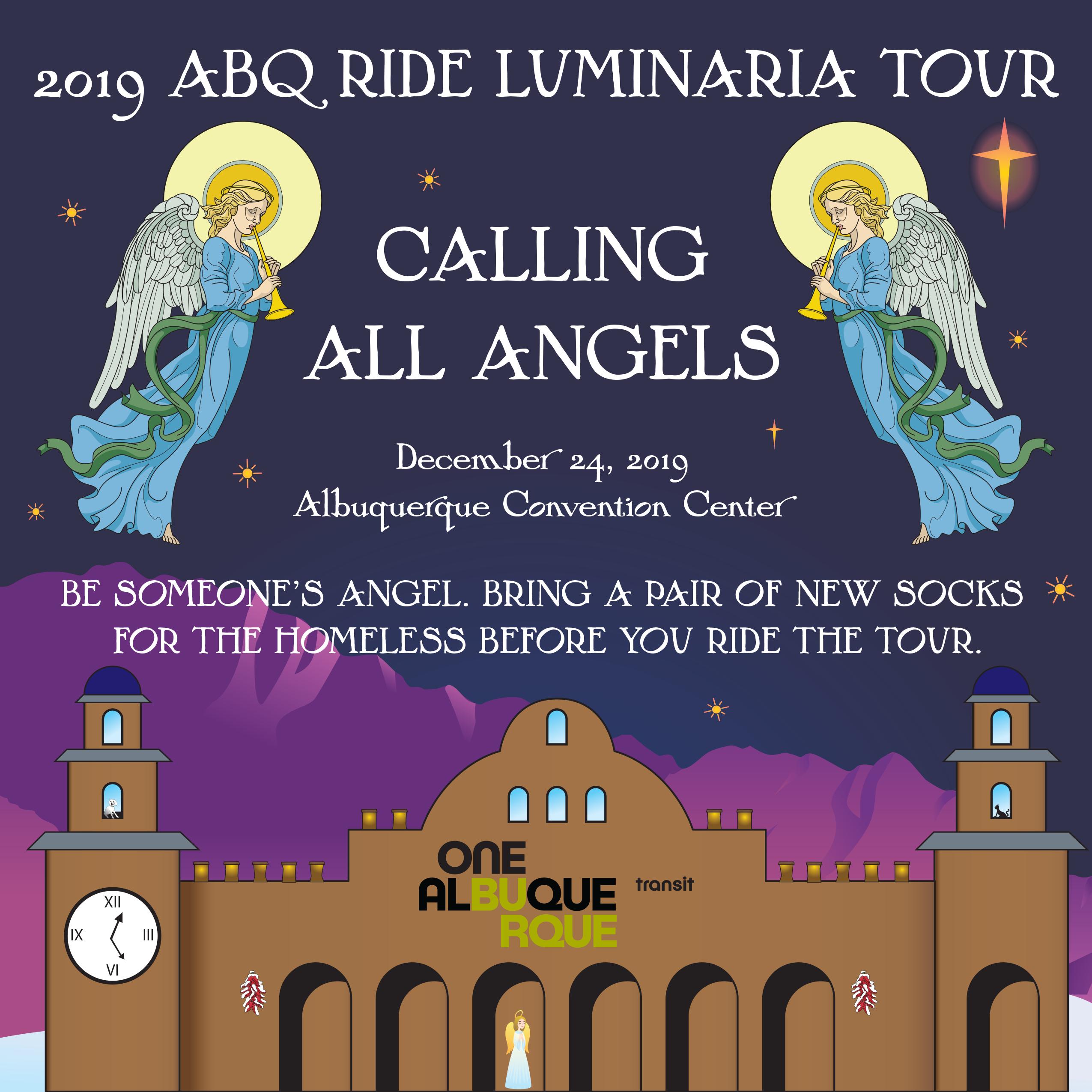 Luminaria Tour 2019 graphic