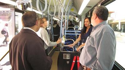 New Flyer Vegas Bus2