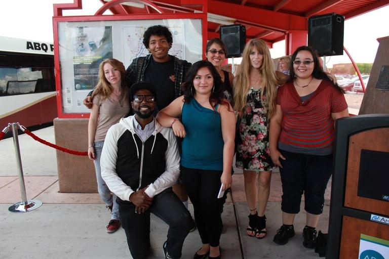 Poets at Poetry Slam