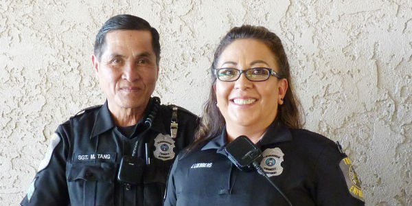 ABQ RIDE Security Officers