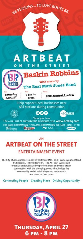 ARTBeat-Baskin Robbins-4-27-17