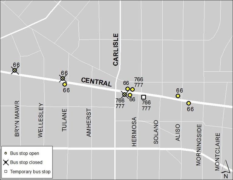 Central & Carlisle 3-27