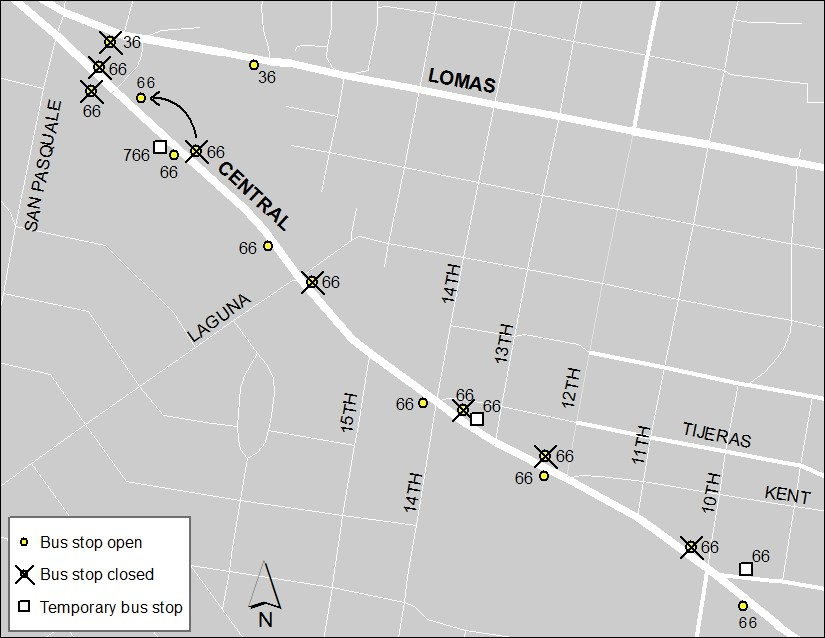 Central & Lomas 3-27