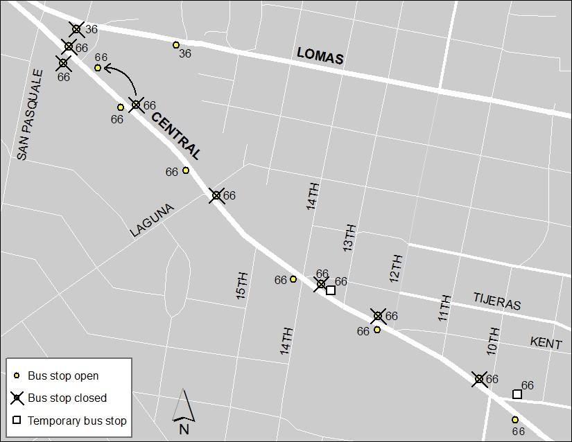 Central & Lomas 3-28