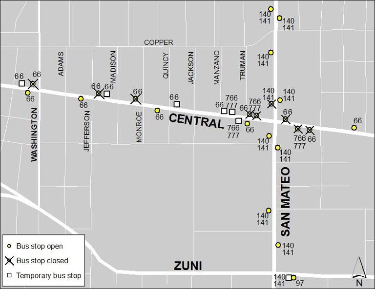 Central & San Mateo 3-27
