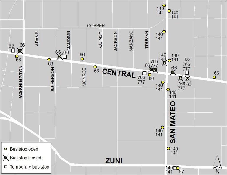 Central & San Mateo 4-7