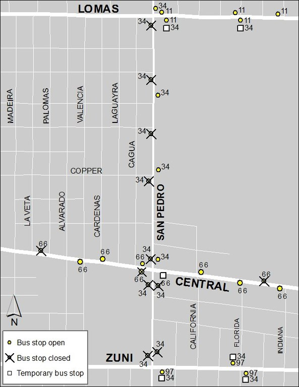 Central & San Pedro 3-10