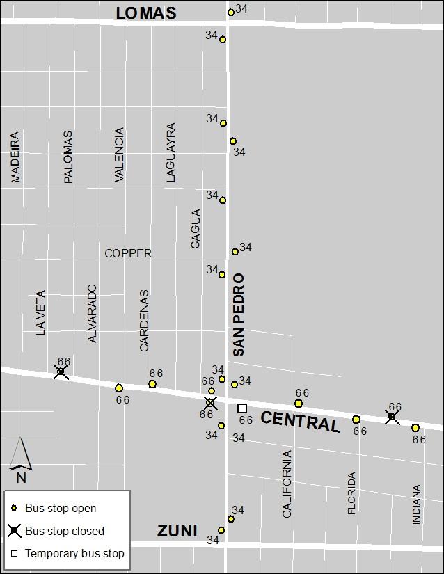 Central & San Pedro 3-27