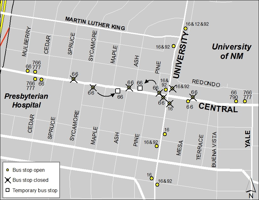 Central and University 2-23
