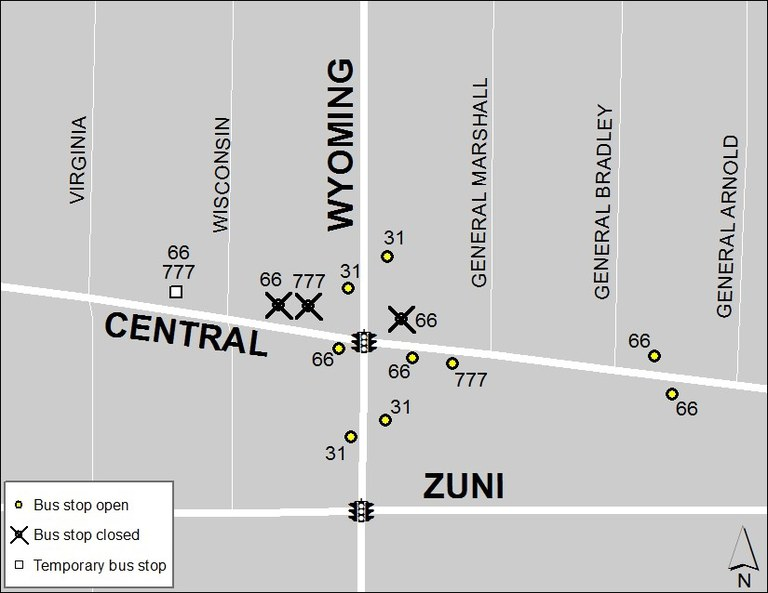 Central and Wyoming 2-23