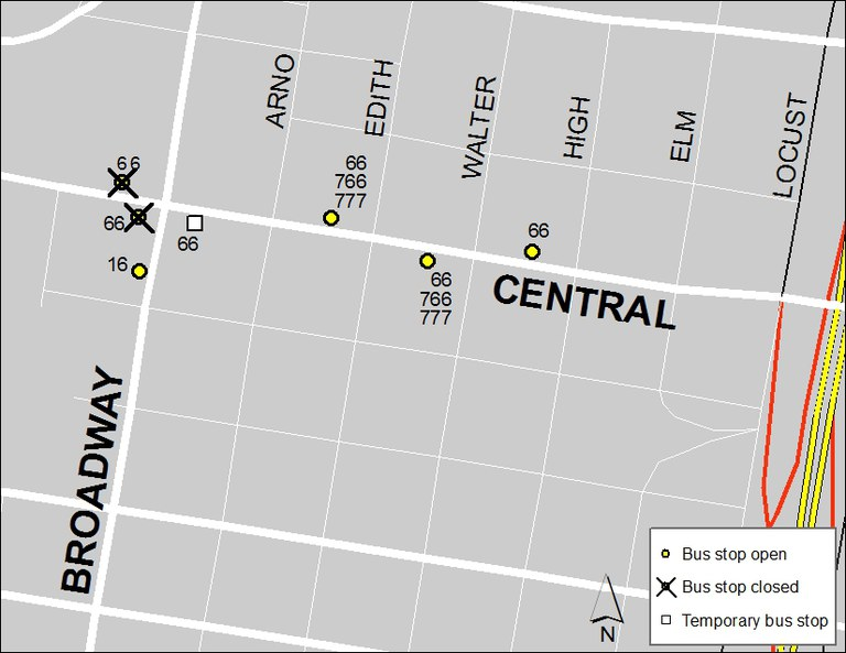 Central & Broadway: June 29, 2017