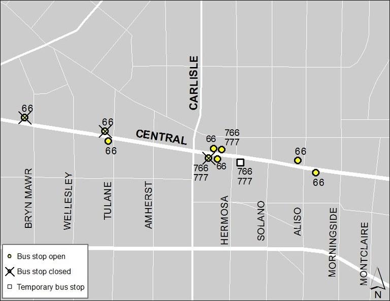 Central & Carlisle 3-15