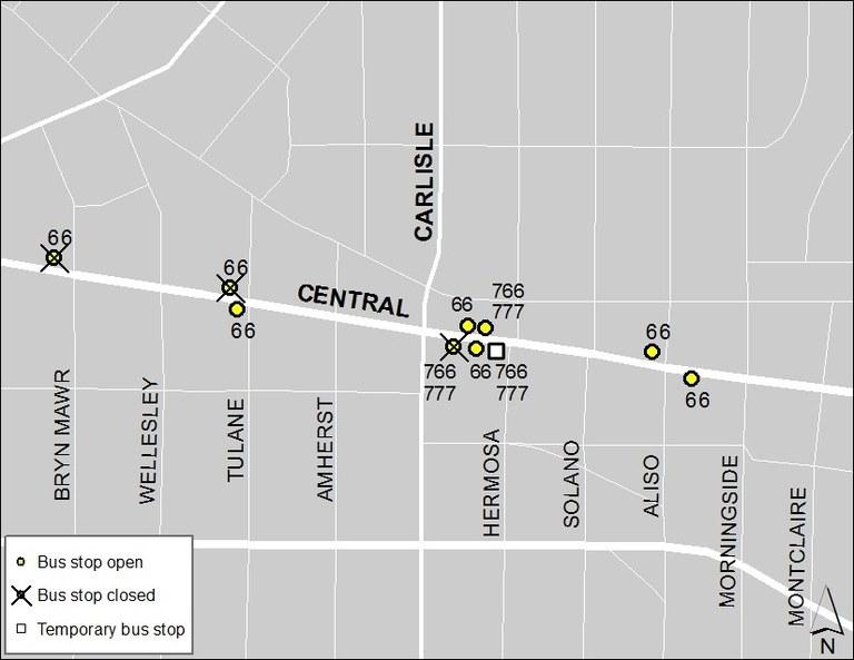Central & Carlisle 3-30