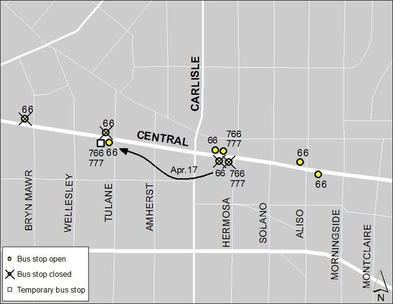 Central & Carlisle 4-13