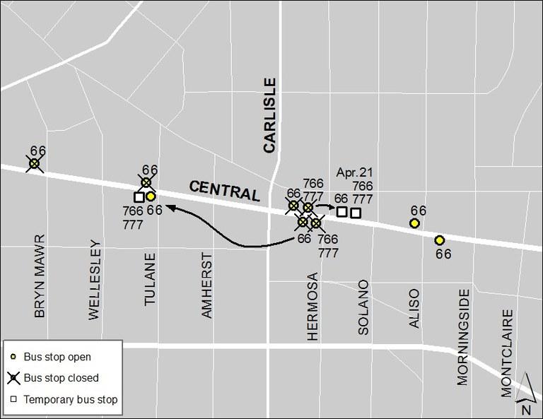 Central & Carlisle 4-20