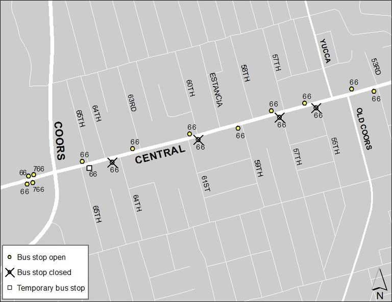 Central & Coors 3-30