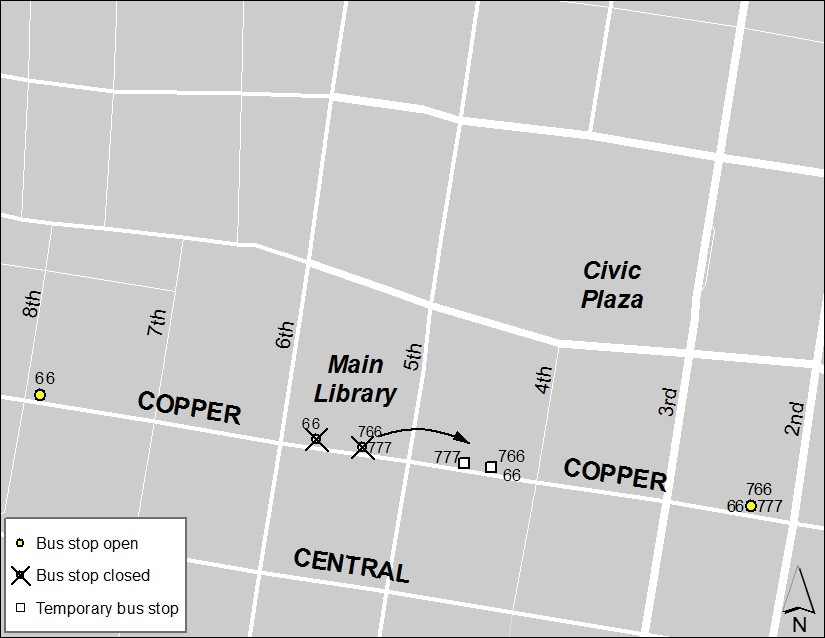 Central & Copper-Downtown 2-2