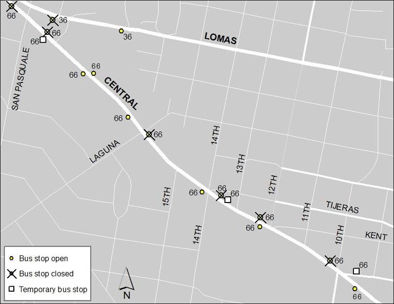 Central & Lomas 3-10