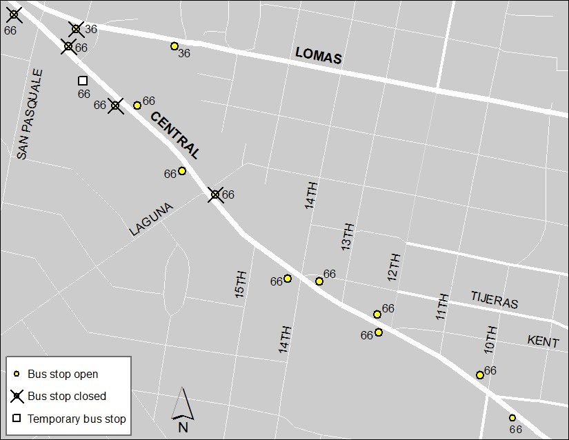 Central & Lomas 4-20