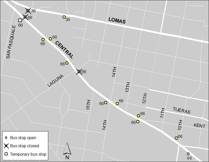 Central & Lomas 4-7