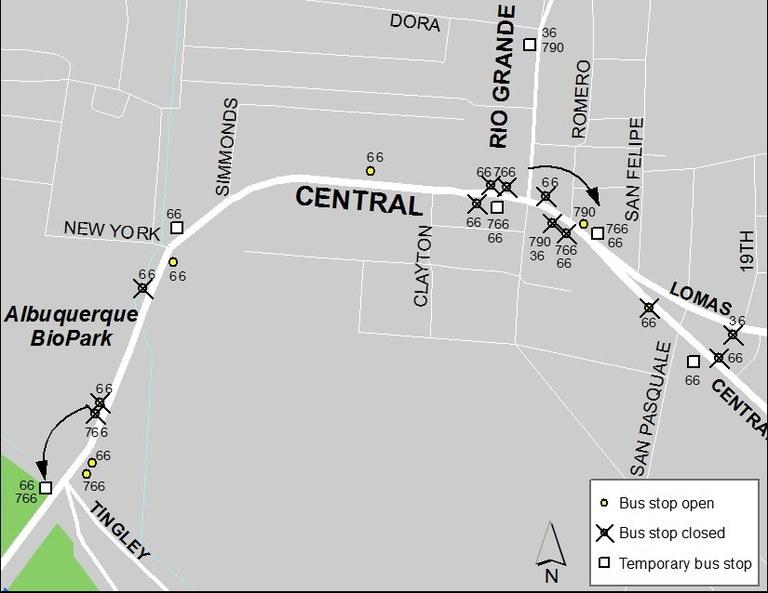 Central & Rio Grande 4-13