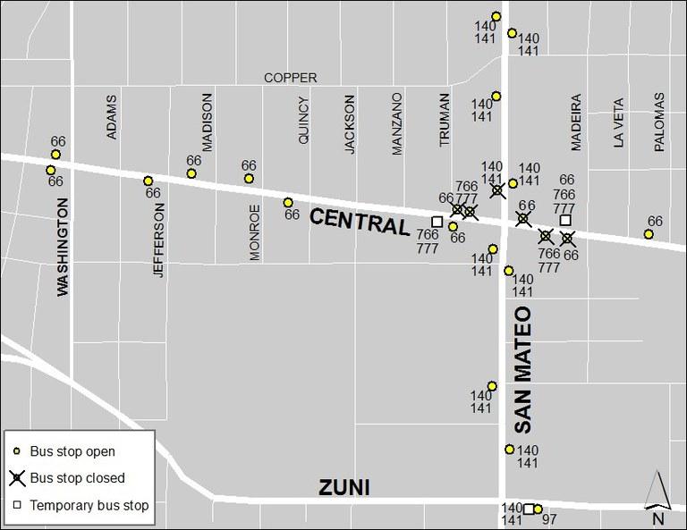 Central & San Mateo 4-20
