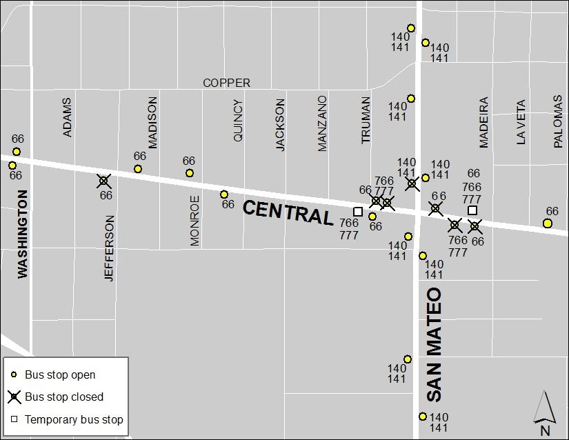 Central & San Mateo 4-27