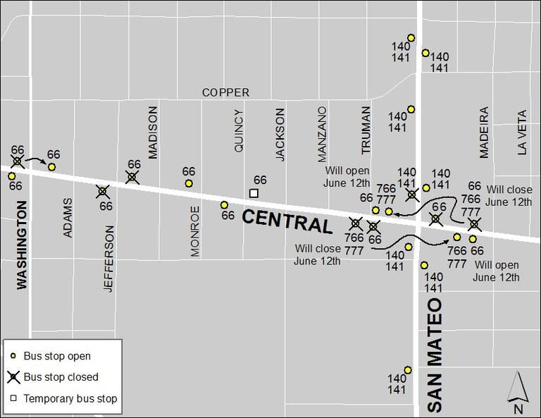 Central & San Mateo 6-9