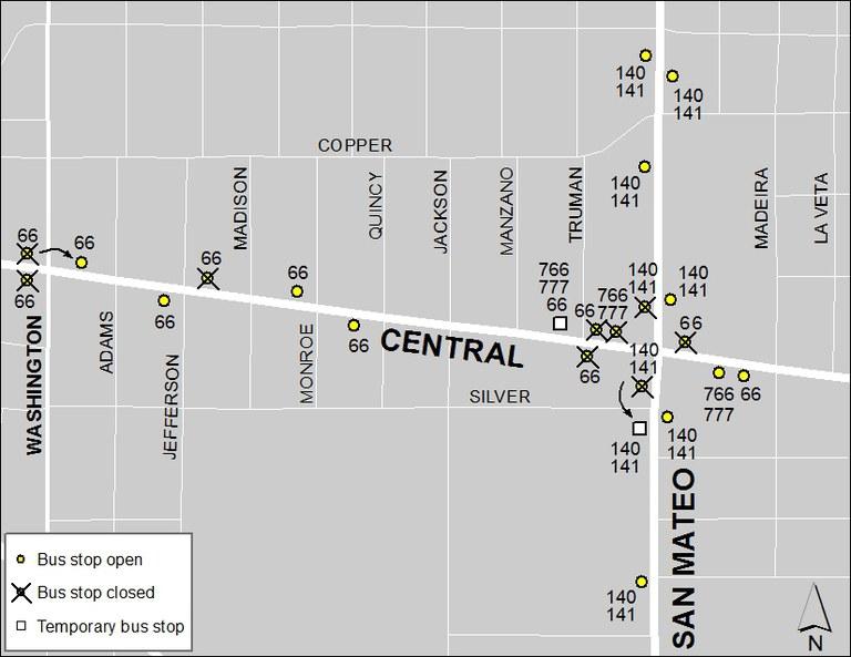 Central & San Mateo: Aug. 14, 2017