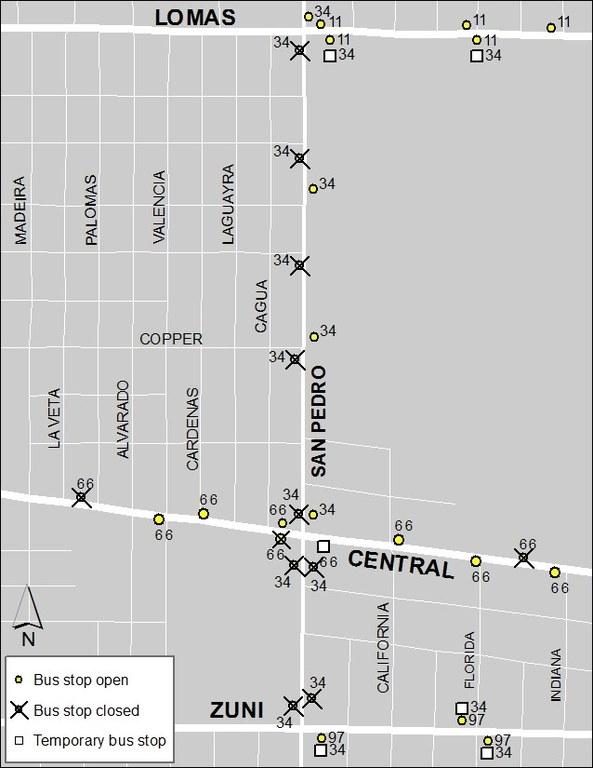 Central & San Pedro 3-15