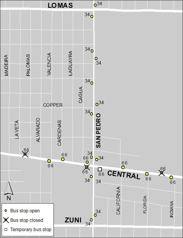 Central & San Pedro 3-30