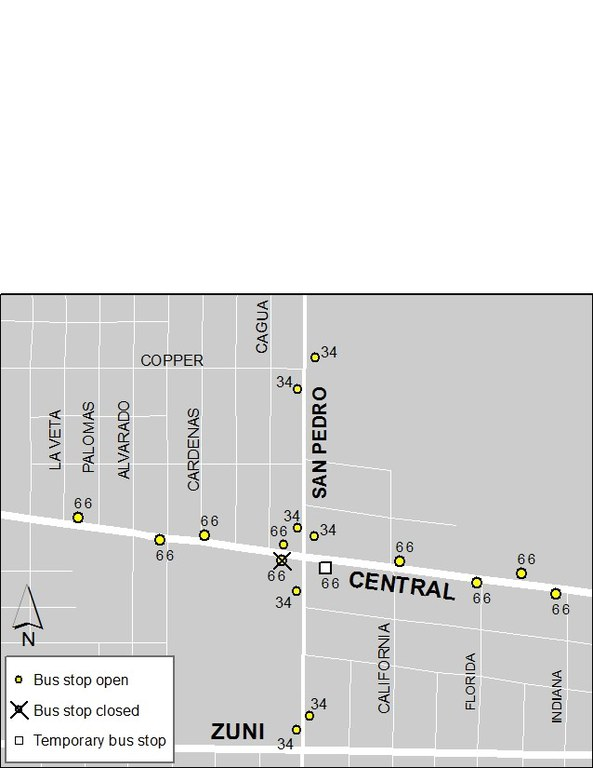 Central & San Pedro 4-13