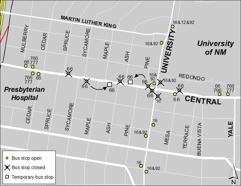 Central & University 2-2