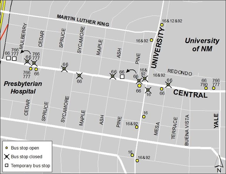 Central & University 4-20