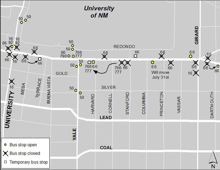 Central & University: July 27, 2017