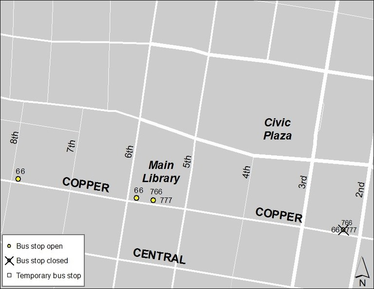 Copper Downtown 3-30