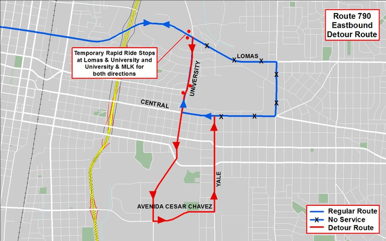 Detour Map-All Central Events-790-2019