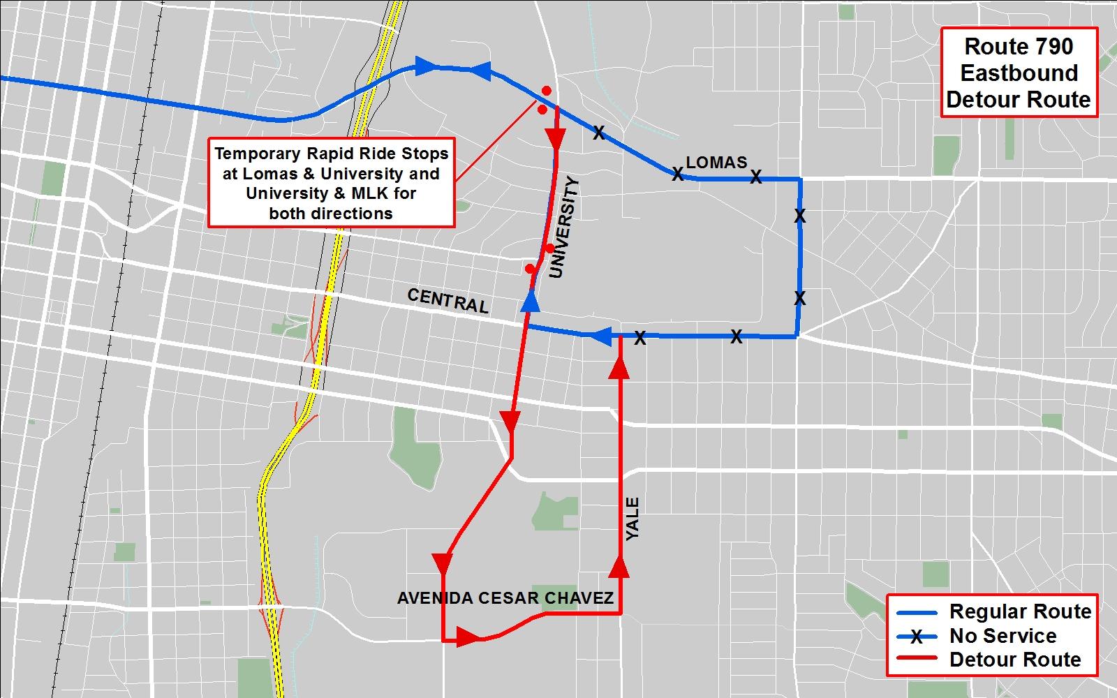 Detour Map-All Central Events-790-2019