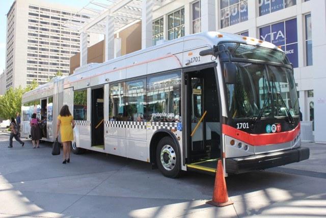 Electric Bus 8-8-17